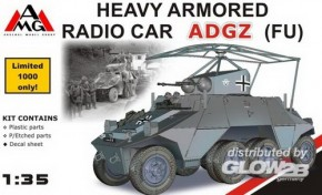heavy Armoured Radio Car ADGZ (FU), limitiert