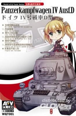 Panzerkampfwagen IV Ausf. D, Kids-Model