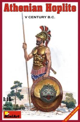 Athenischer Hoplite V.Jhdt. v. Chr.