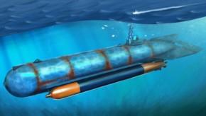 DKM Molch Klein U-Boot, Neuheit 02/2018