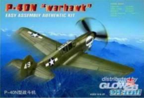 P-40N Kitty Hawk