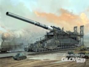 dt. 80cm K(E) railway gun Dora