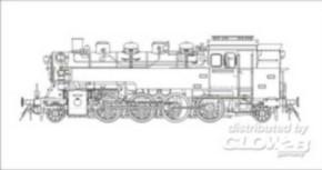 dt. Dampflokomotive BR 86