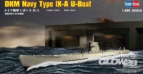 dt. U-Boot Type IX-A