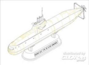 dt. Type 212 Attack Submarine
