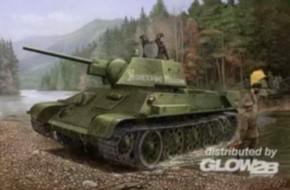 russ. T-34/76 (1943 No. 112) tank