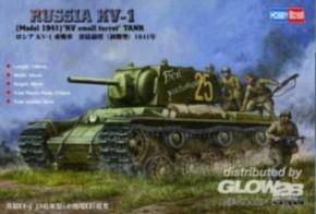 russ. KV-1 Small Turret Tank 1941