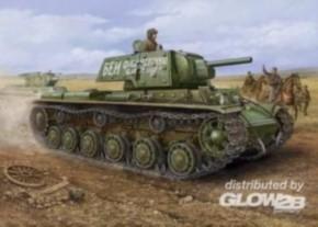 russ. KV-1´S Ehkranami Tank