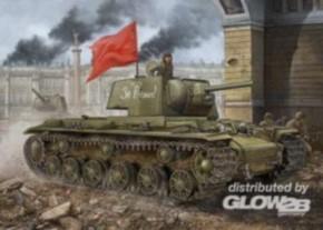 russ. KV-1 Simplified Turret Tank 1942