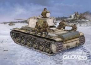 russ. KV-1 Heavy Cast Turret Tank 1942