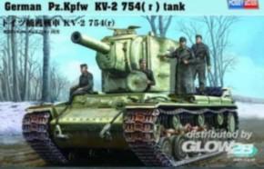 dt. PzKpfw KV-2 754(r) Tank