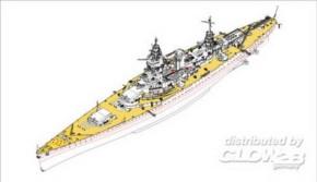 French Navy Dunkerque Battleship, Neuheit 12/16