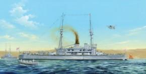 HMS Agamenon brit. Battleship, Neuheit 09/17