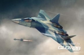 russ.  SU T-50 PAK FA
