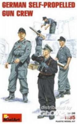 dt. Haubitzen-Crew, 5 Figuren