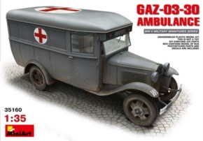 BAZ-03-30 Ambulance
