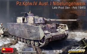 Pz.Kpfw.IV Ausf. J Nibelungenwerk Late Prod. (Jan