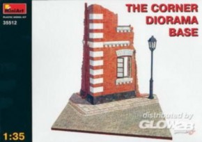 The Corner Diorama Base