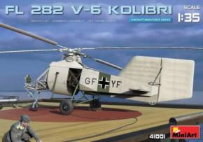 Flettner Fl 282 V-6 Kolibri