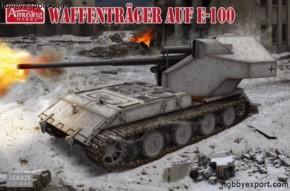 Waffenträger auf  E-100