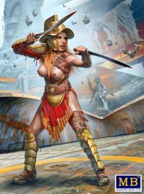 Dimachaerus (master of two blades) Champion