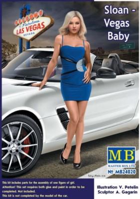 Dangerous Curves Series, Sloan - Vegas Baby