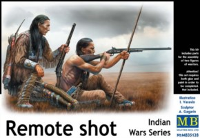 Indian Wars series Remote shot,  Figuren