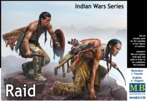 Indian Wars series Raid,  Figuren