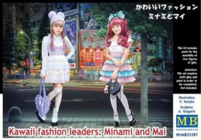 Kawaii Fashion leaders Minami & Mai