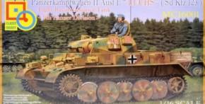 Panzerkampfwagen II Ausf. L - LUCHS - Sd.Kfz. 123