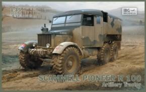 Scammel Pioneer R100 Artillery Tractor