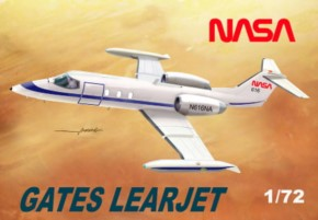 Gates Learjet NASA
