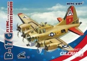 B-17G Flying Fortress, Kids-Kit
