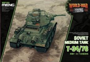 T-34/76, Cartoon-Model