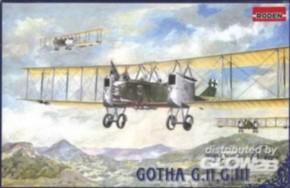 Gotha G.II-G.III