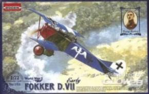 Fokker D.VII früh