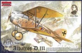 Albatros D.III, Oeffag s.253
