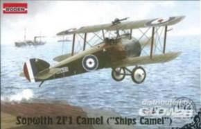 Sopwith 2F1 Camel, Bordflugzeug der Pegasus