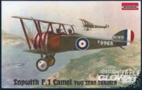 Sopwith T.F.1 Camel Zweisitzer