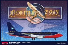 Boeing 720 Caesar's Chariot Bee Gees