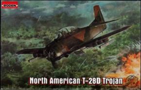 North American T-28D Trojan
