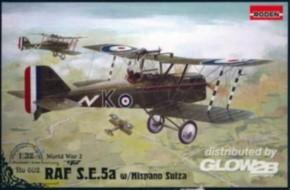 RAF S.E5a w/Hispano Suiza