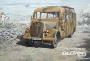 Opel Blitz Omnibus W39 late WWII