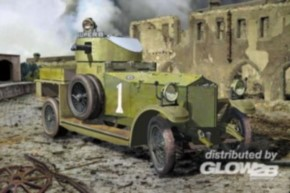 brit. Armoured Car, Patterned Vers