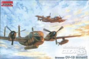 Grumman OV-1B/OV-1C Mohawk