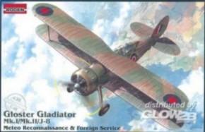 Gloster Gladiator Mk.I/Mk.II/J-8