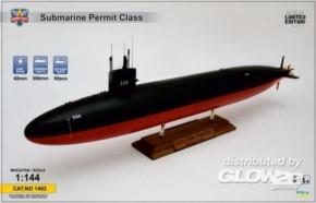 USS Permit SSN-594
