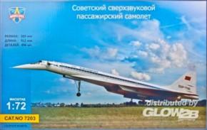 Tupolev Tu.144 Supersonic Airliner