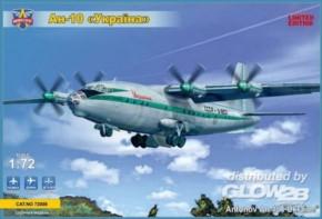 Antonov An-10-10 Ukraine civil aircaft