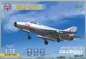 MiG-21 MF (Izdelje 72)